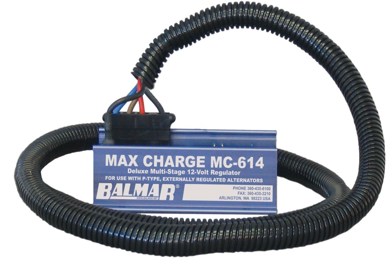 BALMAR mc-614h regultr 12 V MLT etapa con arnés: Amazon.es: Coche ...