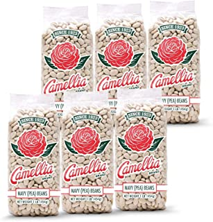product image for Camellia Brand Dry Navy (Pea) Beans, 1 Pound (6 Pack)