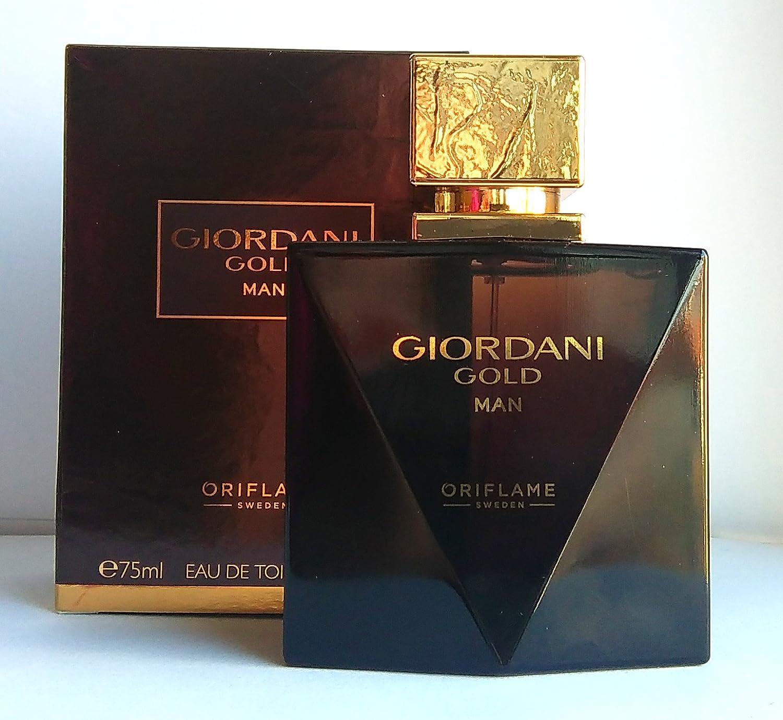 Giordani Gold Man Eau De Toilette Beauty Original White