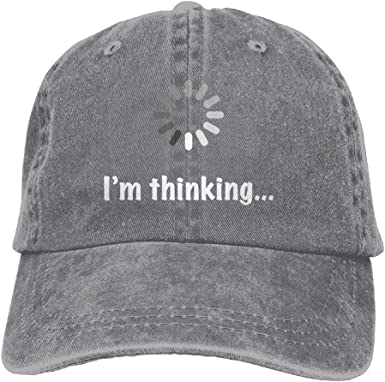 Mens Low-Key Cowboy Hats One Size Sports Outdoor Baseball Cap Snapback Hat