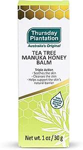 Thursday Plantation Tea Tree and Manuka Honey Healing Balm, 30 grams