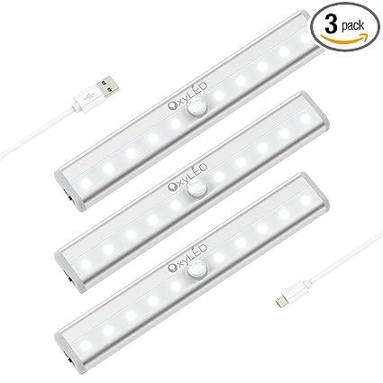 Under Cabinet Light Motion Led Activated Bed Light 5v Waterproof Motion Sensor Led Strip Light Wardrobe Lamp Tape Illumination Reliable Performance Under Cabinet Lights