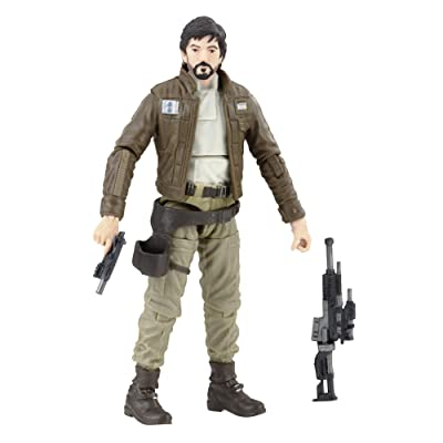 Star Wars The Vintage Collection Captain Cassian Andor, 3.75-inch Action Figure: Toys & Games [5Bkhe0501302]