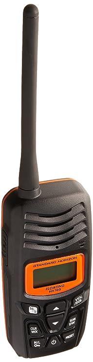 STANDARD HORIZON HX100 2.5W PAIR: Standard Horizon: Amazon.es: Deportes y aire libre