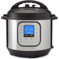 Instant Pot Duo Nova 6-Quart 7-In-1 Programmable Pressure Cooker