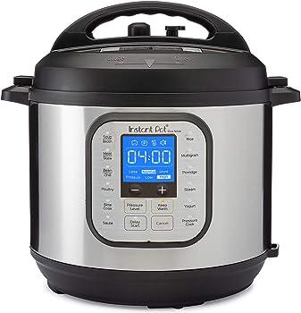 Instant Pot Duo Nova 6-Quart 7-In-1 Programmable Cooker