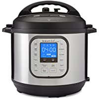 Instant Pot Duo Nova 7-in-1 Electric Pressure Cooker, Sterilizer, Slow Cooker, Rice...