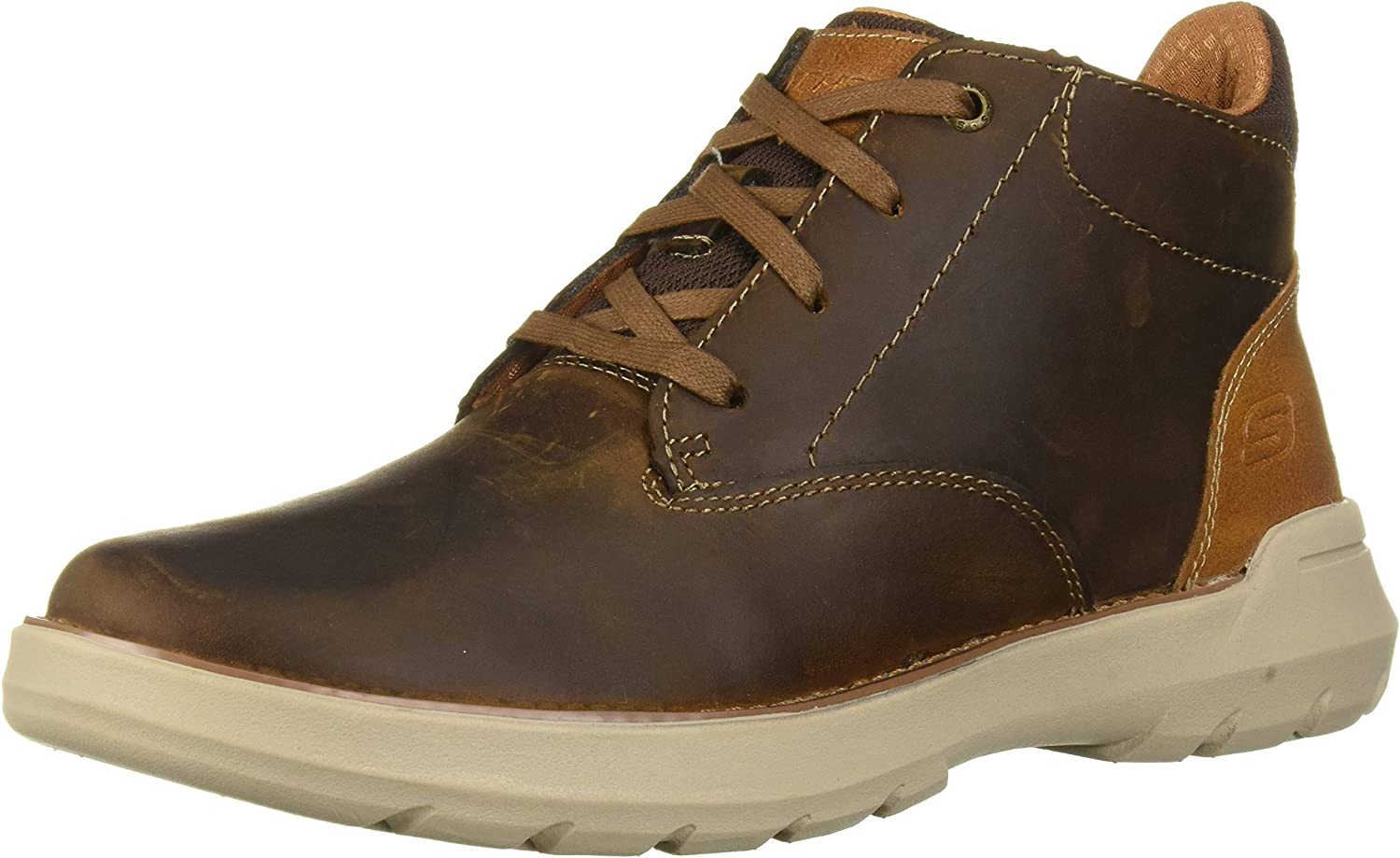 Skechers Men s Doveno-molens Lace Up Boot Hiking