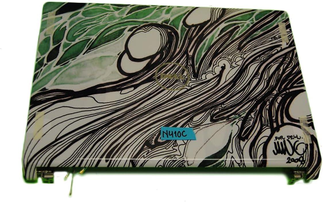 NEW Dell Studio 1536 1537 Seaweed LCD Cover N410c