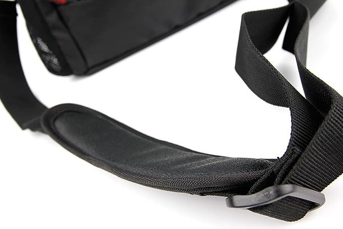 Digitaler Entfernungsmesser Xxl : Duragadget robuste und gepolsterte tragetasche transporttasche