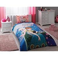 Frozen Elsa & Ann, Bedding Set, Single / Twin