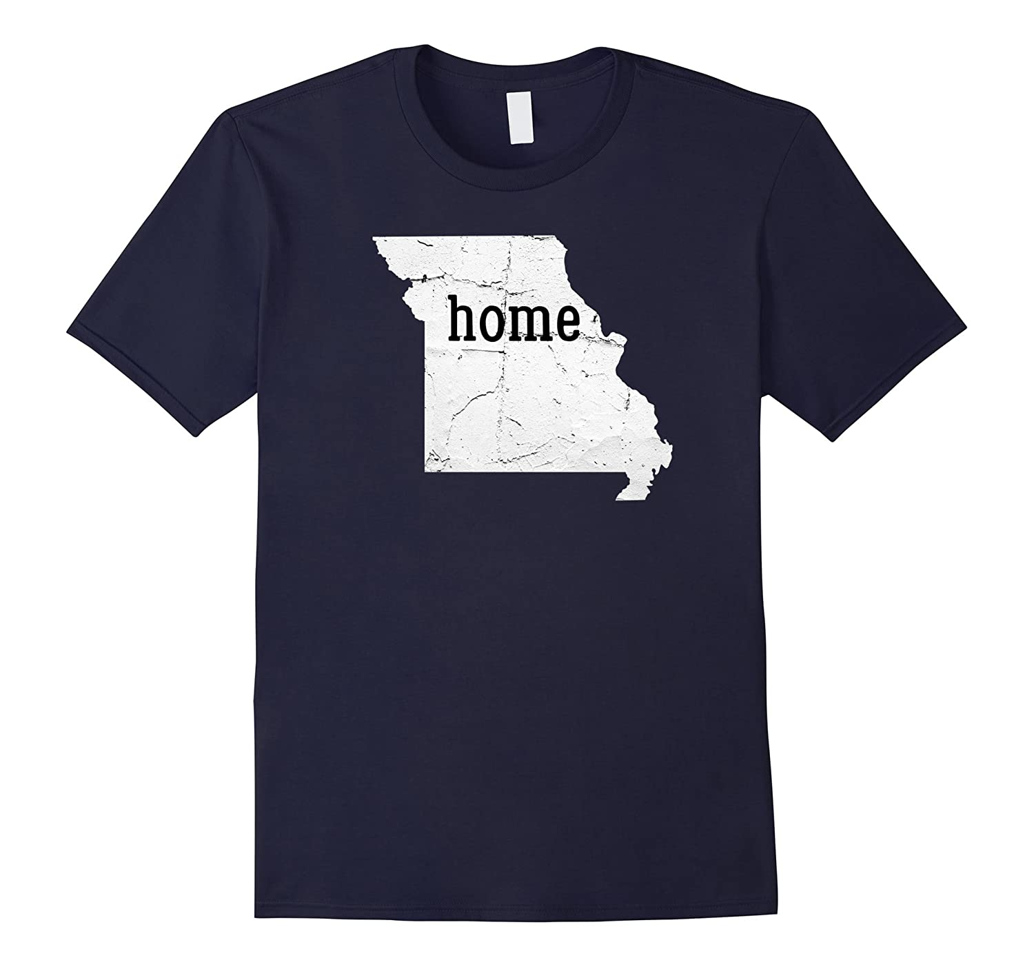 Distressed Missouri Home Shirt Missouri Shirt-TH