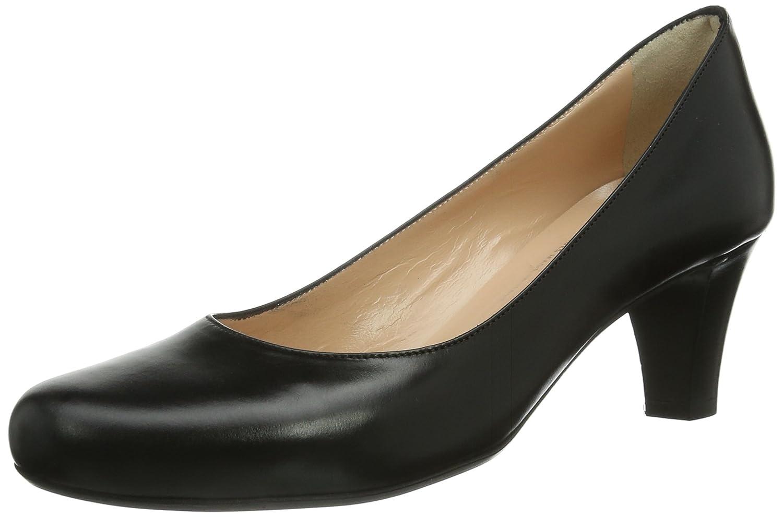 Evita Shoes Pumps Geschlossen, Scarpe col tacco Donna  Nero (Nero (Nero))