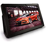 """Fusion5 10.1"""" Folio PU Leather Case Smart Fit Cover 104+ Tablet PC Only"""