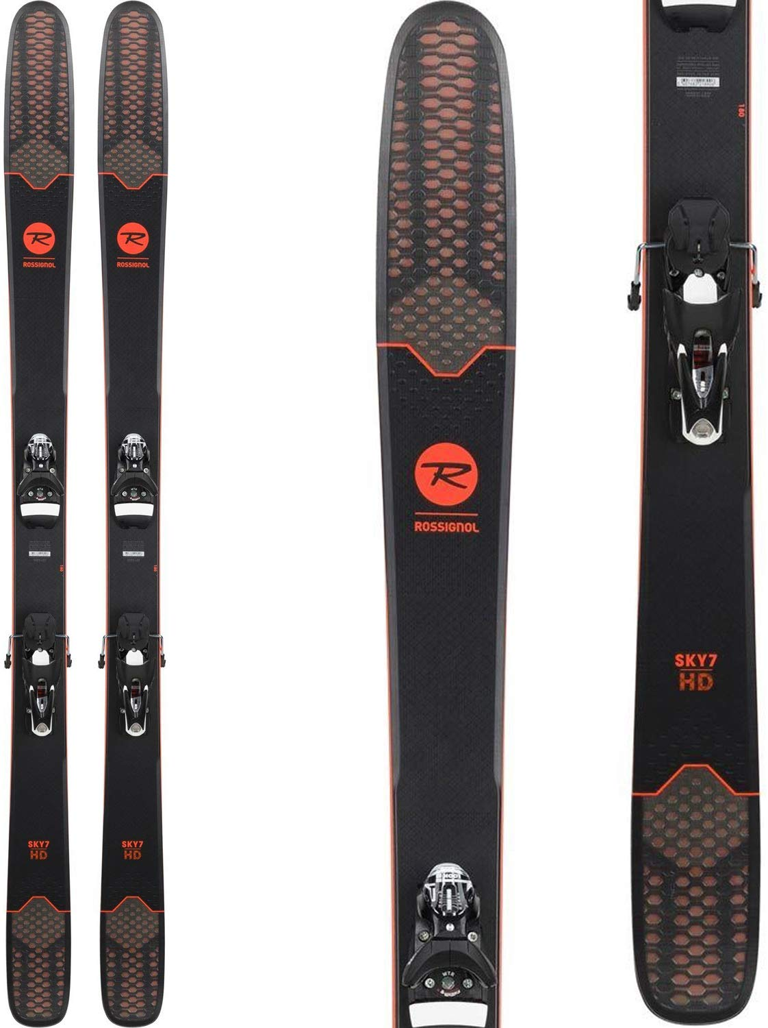 Rossignol Sky 7 HD Skis w SPX 12 Dual WTR Bindings Mens