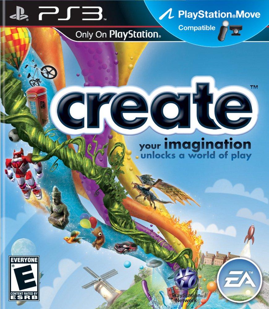 Create - Playstation 3