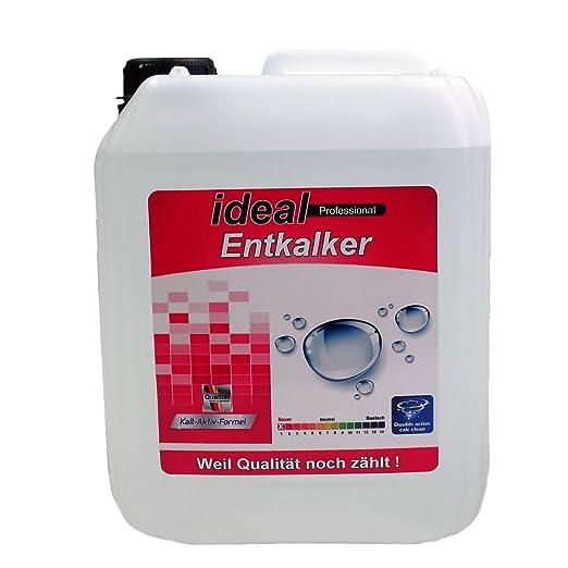 10 litros EX (flüssigent antical) descalcificador de cal en ...