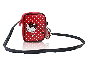 0695331d2 Amazon.com: Finex One Small Size Hello Kitty Red and White Polka Dot ...