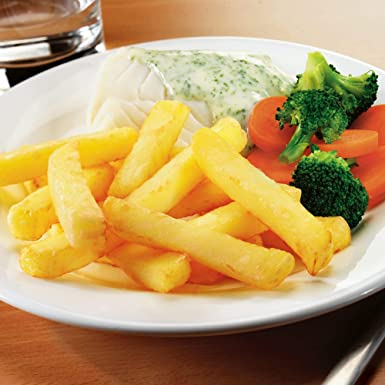 McCain Frozen Chef Solutions Delights Medium Cut Chips - 1x2