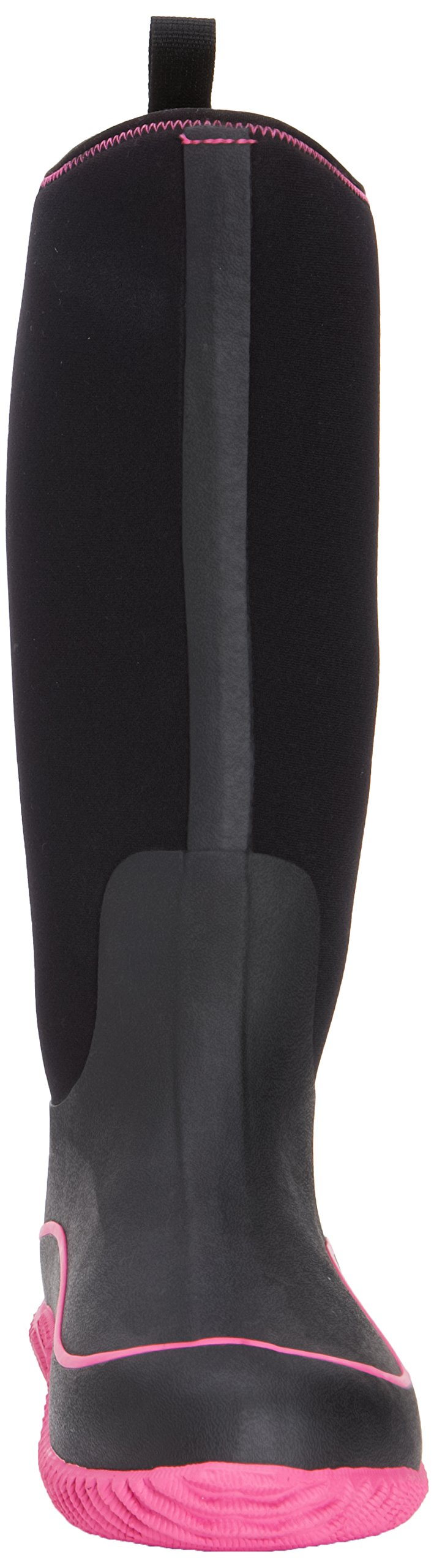Muck Boot Women's Hale Snow Boot, Black/Hot Pink, 8 M US by Muck Boot (Image #5)