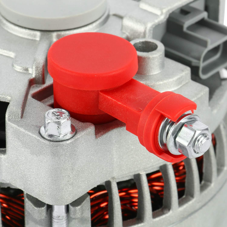 YaeTek 100/% New Alternator for Ford Mustang V6 3.8L 3.9L 2001 2002 2003 2004 8266N Yaemart Corportation