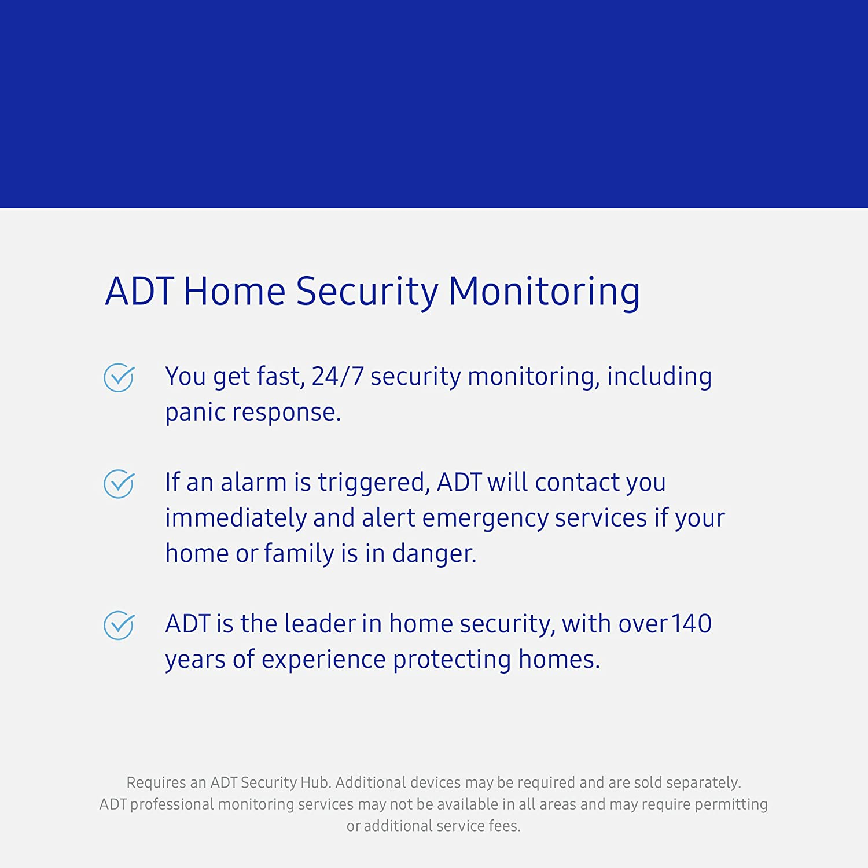 Samsung SmartThings ADT Door and Window Detector