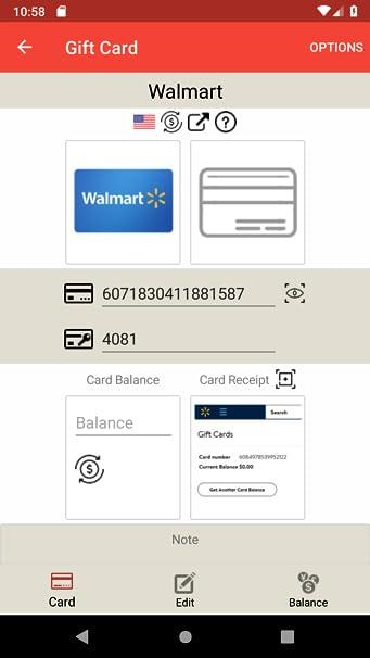 Gift Card Balance Balance Check Of Gift Cards