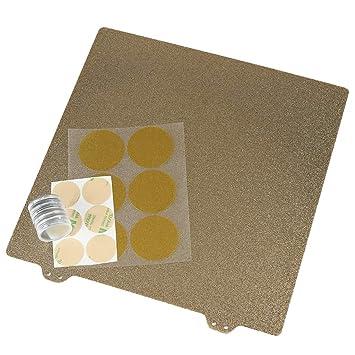 Gazechimp Plancha de Impresión Impresora 3D 220mm Semillero ...