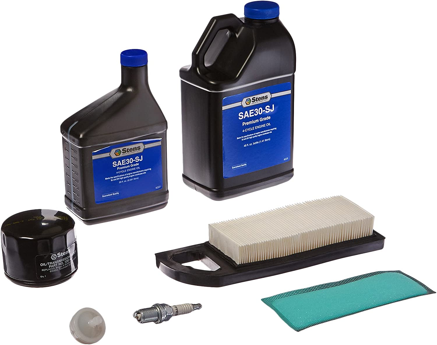 Stens 785-521 Engine Tune-Up/ Maintenance Kit For Briggs & Stratton 5127A Intek 15.5, 17, 17.5 HP