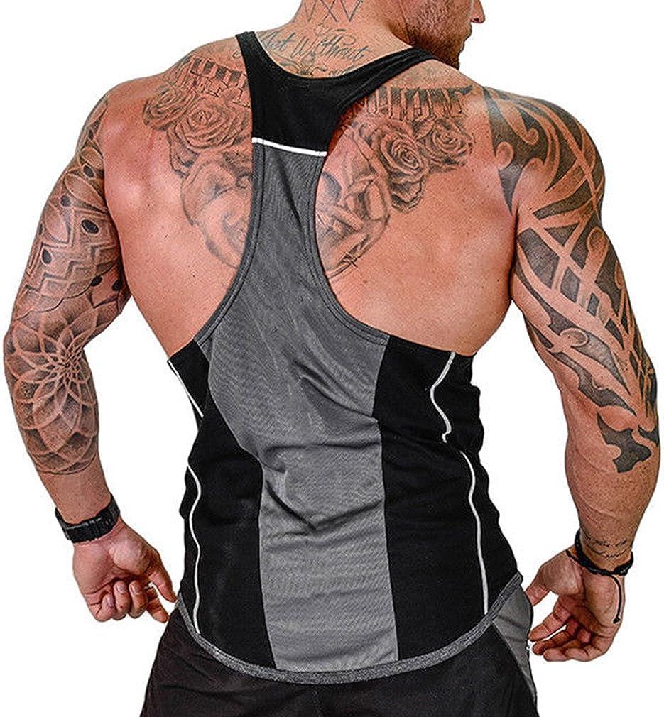 WEIMEITE New Men Canotta Canottiere Fitness Bodybuilding Camicia Senza Maniche Canottiera Canottiera Canottiera