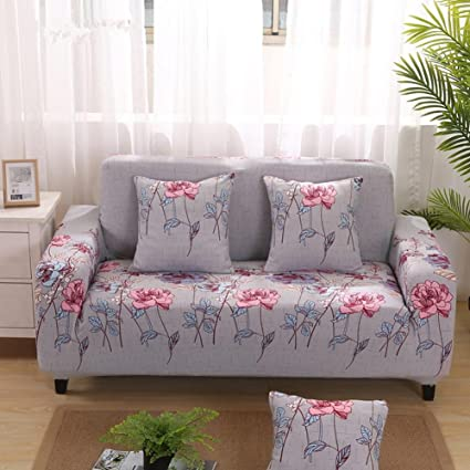 Amazon.com: Sofa Cover Slipcover Big Elasticity Furniture ...