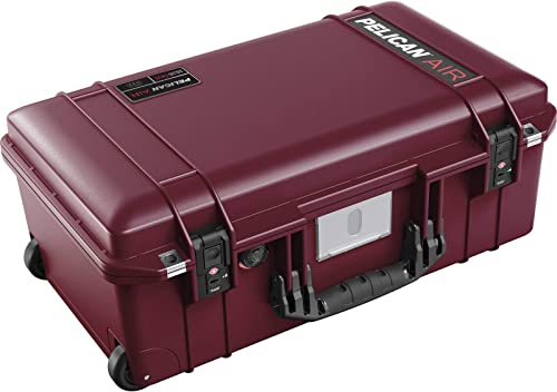 Pelican Air 1535 Travel Case – Carry On Luggage Red