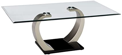 Merveilleux Coaster Shearwater Contemporary Coffee Table
