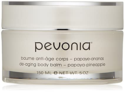 Amazon.com: Pevonia De-Aging Body Balm Papaya/Pineapple, 5 oz: Luxury Beauty