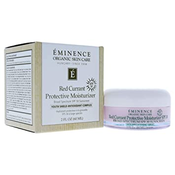 Amazon.com: Eminence Red Currant Protective Moisturizer Spf 30 Sunsceen for Unisex, 2 Ounce: Beauty