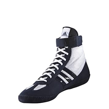 Adidas Combat Speed 4 Boots - Navy White UK 3 - EU 36  Amazon.co.uk ... ce021b812