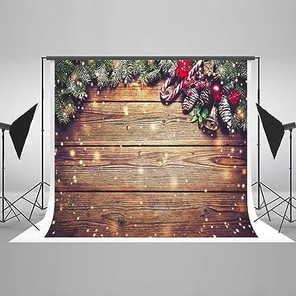 Katehome Photostudios 3x2m Weihnachten Foto Hintergrund Kamera