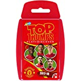 Top Trumps Manchester United FC 2017/18 Card Game