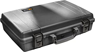 product image for Pelican 1490 Laptop Case With Foam (Black)