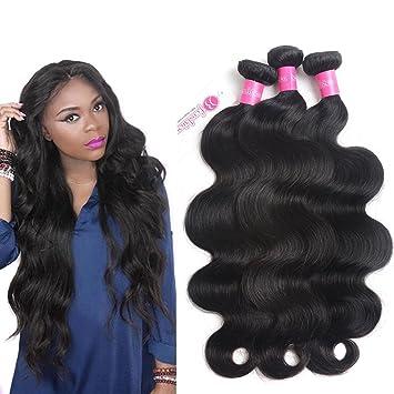10A Brazilian Hair Body Wave 3 Bundles Deals
