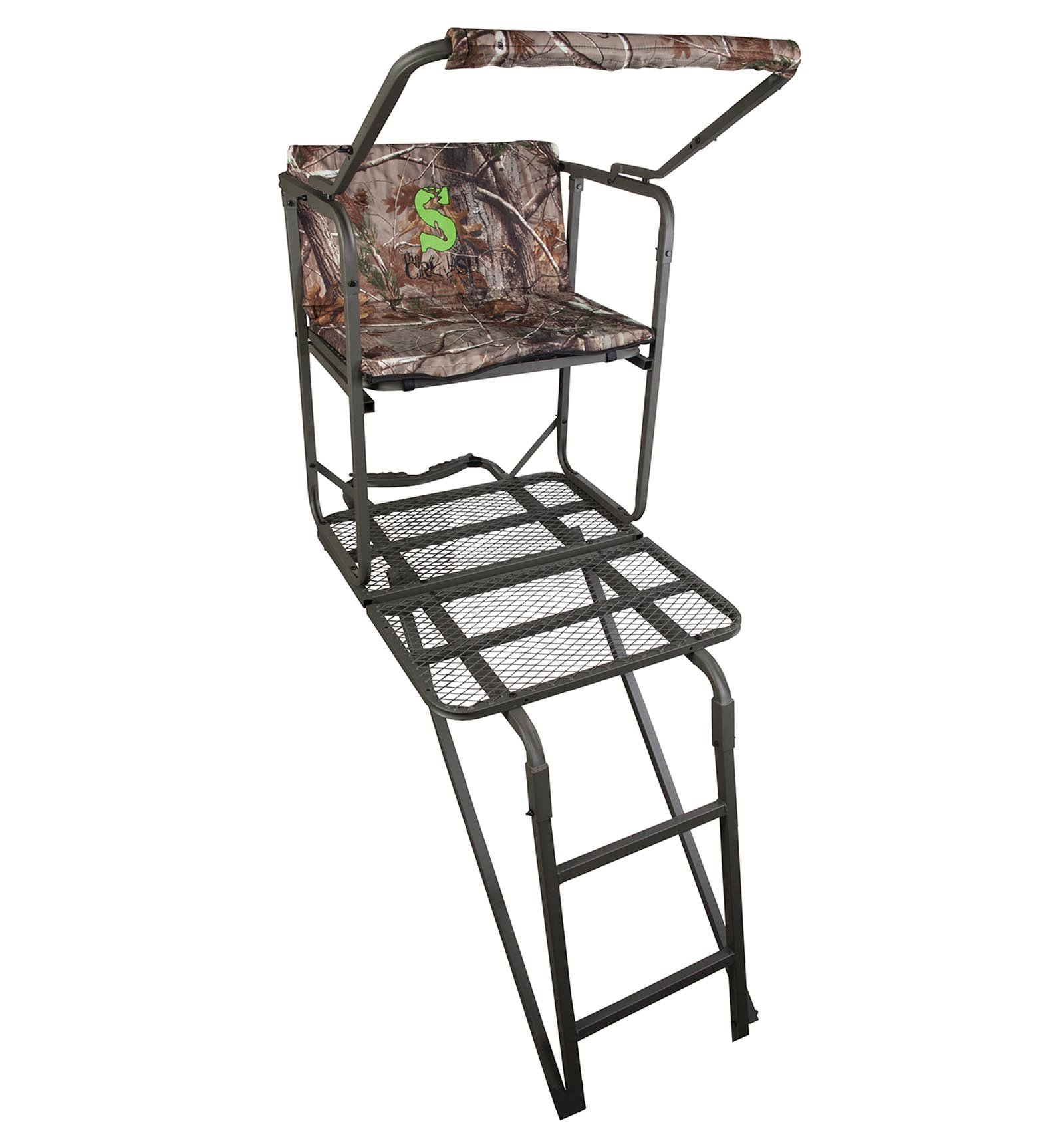 Summit Solo Pro Ladder Stand by Summit Treestands (Image #1)