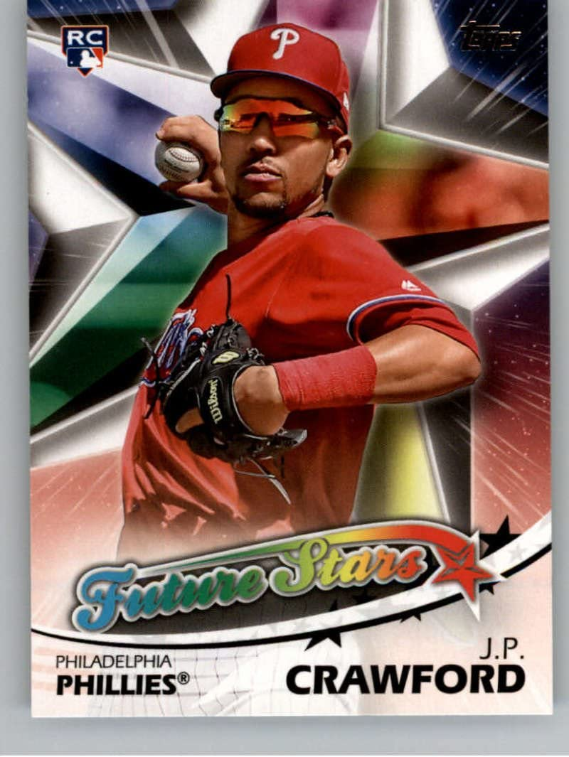 JP Crawford Philadelphia Phillies Baseball Player Jersey