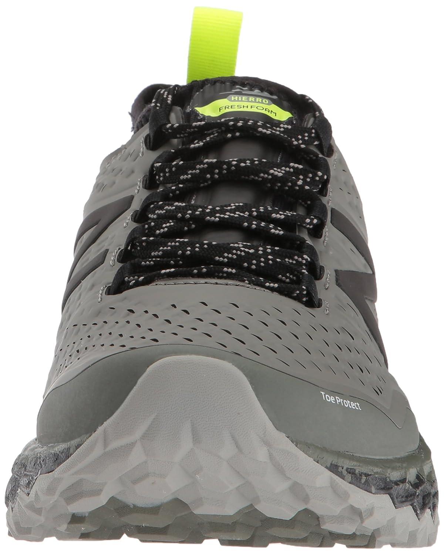63d260b2c25ac6 New Balance Fresh Foam Hierro V3, Scarpe da Trail Running Uomo: MainApps:  Amazon.it: Scarpe e borse
