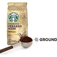 Starbucks Veranda Blend Blonde Roast Ground Coffee Bag, 200g