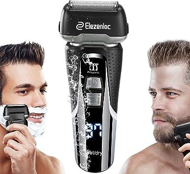 Afeitadoras eléctricas para hombre Maquinilla de Afeitar Electrica ...