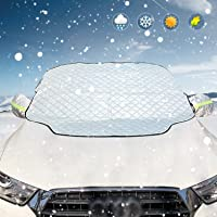 BeiBay Windshield Sun Shade Superman Logo Car to Keeps Your Vehicle Cool Heat Shield Shade-one/_Color
