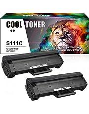 Cool Toner Compatible Toner Cartridge Replacement for Samsung MLT-D111S MLTD111S MLT D111S Black Toner for Samsung Xpress SL-M2070 SL-M2026 SL-M2070W SL-M2026W SL-M2022 SL-M2070FW Toner Printer