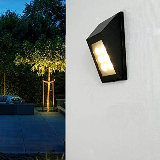 Aplique exterior LED