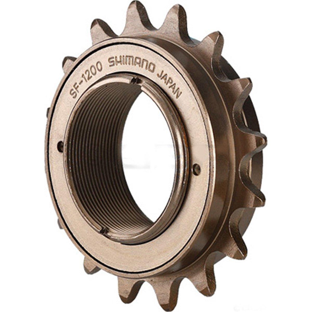 Shimano SF-1200 Single Speed Freewheel, 20Tx1/8-Inch 1 Speed ISF120020