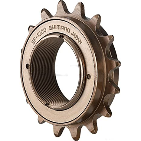 Sporting Goods New Bmx 16t Steel Single Speed Rear Cog Cycling